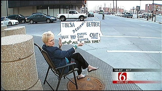 Tulsa Voter Says City Council Acting Like '13 Year Olds'