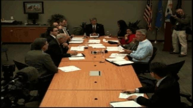 WEB EXTRA: Councilors Question Mayor Dewey Bartlett