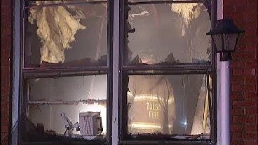 WEB EXTRA: Floor Furnace To Blame For Tulsa House Fire