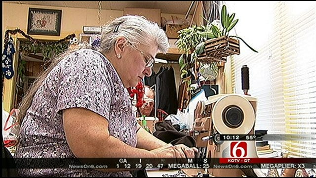 Oklahoma's Own: Grove Couple Stitches Up Souls With 'Miracle Bears'