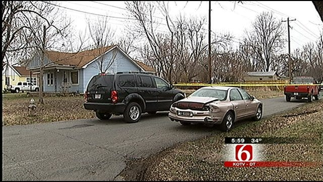Muskogee Man Arrested In Wife's Murder Held Without Bond