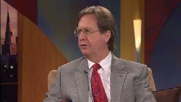 WEB EXTRA: Tulsa Mayor Dewey Bartlett Talks About Snow Removal