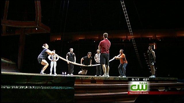 Cirque Du Soleil's 'Allegria' A Mesmerizing Experience At Tulsa's BOK Center