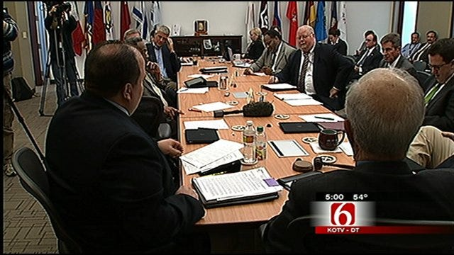 Tulsa City Attorney Says Council Can't Change Budget