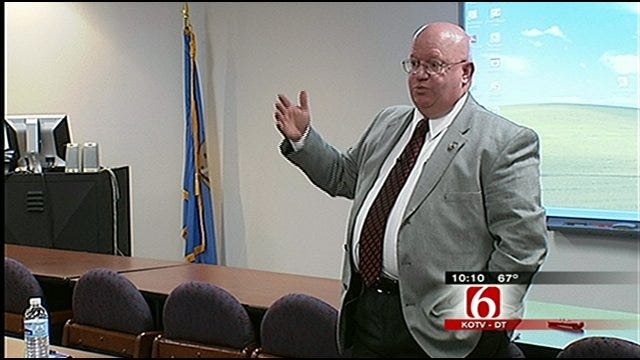 New OSBI Director Says Changes Are Coming