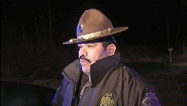 WEB EXTRA: OHP Trooper Darrick Eades Talks About Fatal Crash