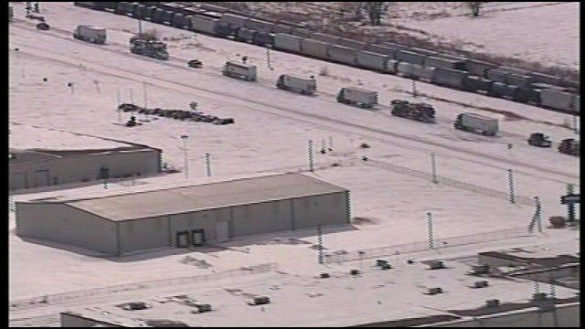 SkyNews 6: Aerial View Of Pryor