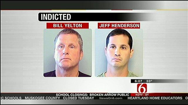 Judge Denies Release For Two Tulsa Police Officers Indicted In Corruption Probe