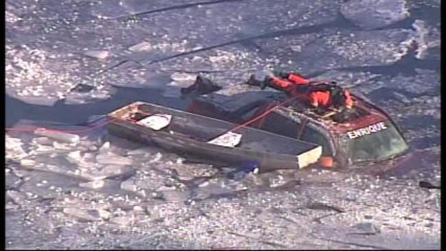 SkyNews 6: Scenes From Rescue At Spring River Near Miami