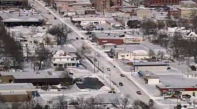Skynews 6 Sapulpa Blizzard Aftermath