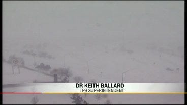 WEB EXTRA: Dr. Keith Ballard On Decision To Close Tulsa Public Schools