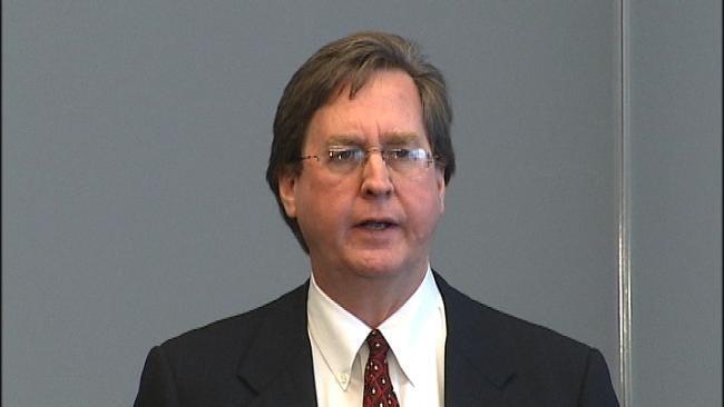WEB EXTRA: Tulsa Mayor Dewey Bartlett Says City Of Tulsa Ready