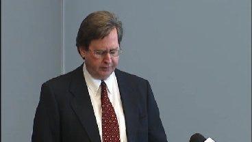 WEB EXTRA: Tulsa Mayor Dewey Bartlett Lists Members Of City Auditor Search Committee