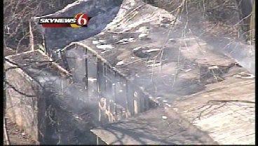 SkyNews 6: Deadly Skiatook Mobile Home Fire Friday Morning