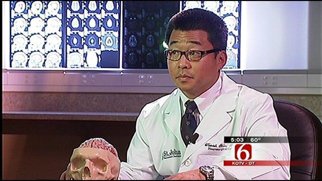 Tulsa Neurosurgeon Calls Congresswoman Giffords' Progress 'Remarkable'
