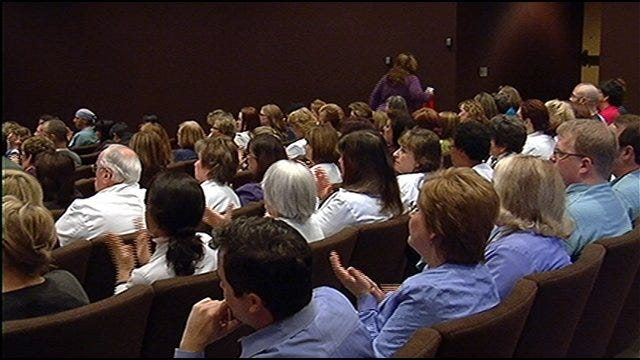 Tulsa's Saint Francis Hospital Receives National Award