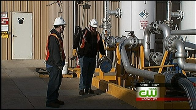 Oklahoma's Quality Jobs Program Putting People To Work