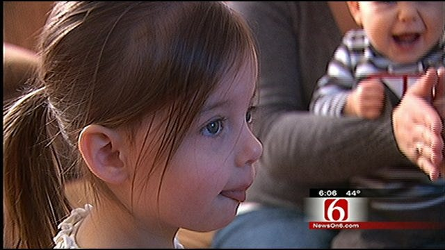 CPR Helps Save Tulsa Girl's Life