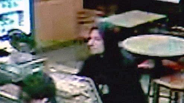 WEB EXTRA: Tulsa Police Release Surveillance Video From Subway Robbery