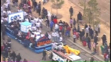 SkyNews 6: A View Of The Martin Luther King, Jr. Parade From The Air