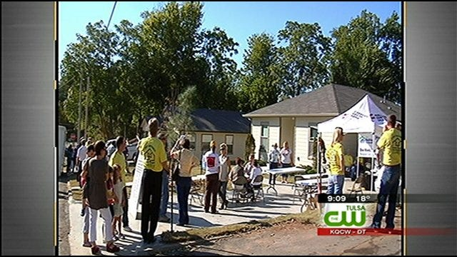 Stimulus Money Would Allow Tulsa's Habitat For Humanity To Renovate Homes
