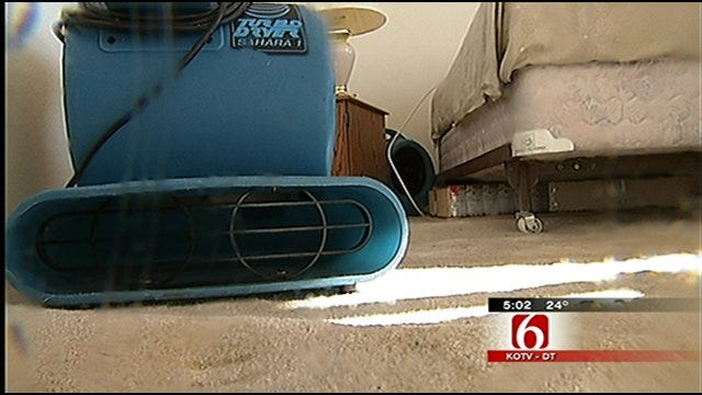 Frozen Pipe Floods Downtown Tulsa Condominiums