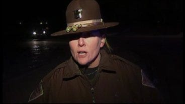 WEB EXTRA: OHP Trooper Susanna Farley Talks About Chase And Arrest