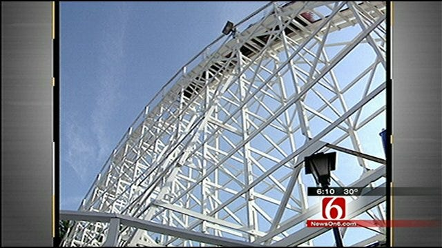 Bell's Roller Coaster Hits The Auction Block