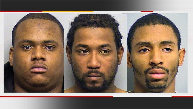 Tulsa Police Make Arrest In Rash Of Home Invasions