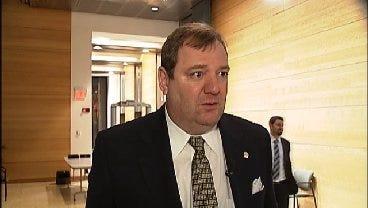 WEB EXTRA: Councilor Eagleton On David Pauling