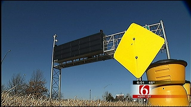 More Message Boards To Be Installed On Tulsa Highways
