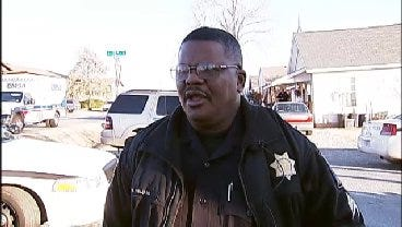 WEB EXTRA: Tulsa Police Sgt Mike Williams Talks About Domestic Argument