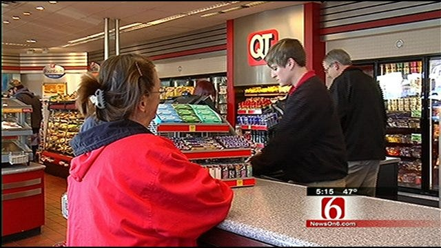 Oklahomans Hope For Winning Numbers In Tuesday Night's Mega Millions Drawing