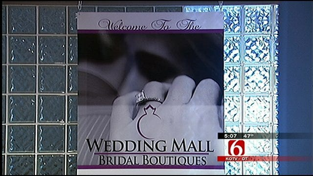 Tulsa Wedding Mall Opens In Time For Busy Season