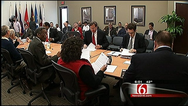 City Of Tulsa City To Roll Back Furlough Days, Pay Cuts
