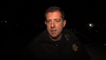 WEB EXTRA: Tulsa Police Sgt. Mike Parsons Talks About Meth Lab Bust