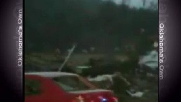 WEB EXTRA: Tornado Damage Video From WARN Team Members Jeff And Jim Dixon