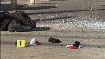 WEB EXTRA: Tulsa Police Describe Scene Of Mohawk Shooting