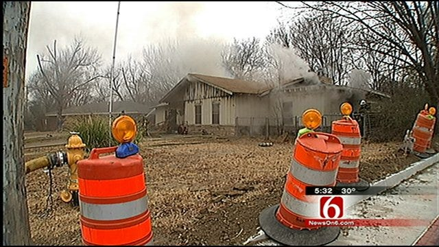 Increase In House Fires Putting Strain On Tulsa Red Cross