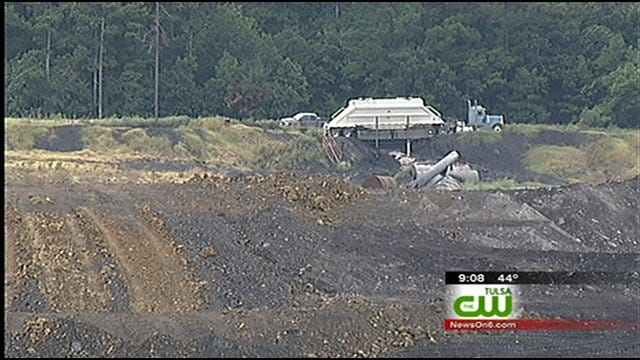 Power Plant Company Calls Allegations Over Oklahoma Fly Ash Site 'Unsupported'