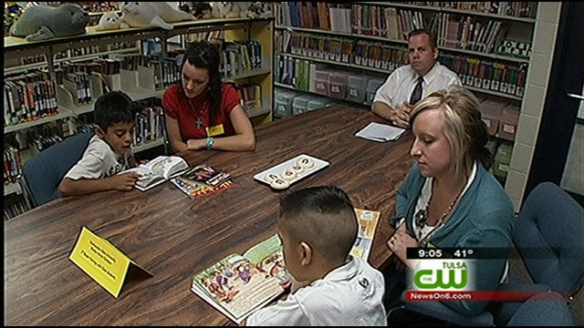 Community Schools Closing Economic Education Gap In Oklahoma