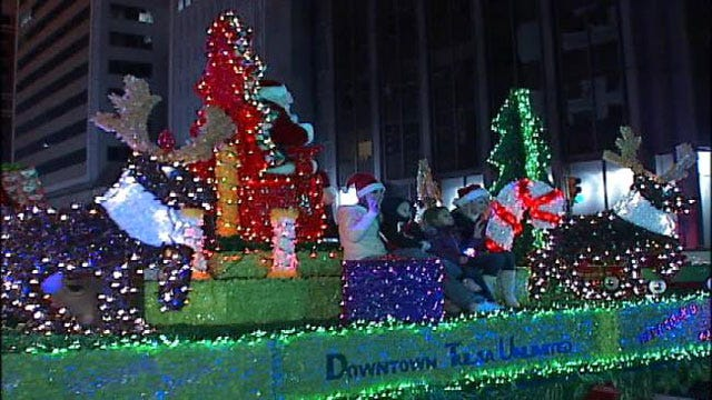 Tulsa Christmas Parade Controversy Creates Name Confusion