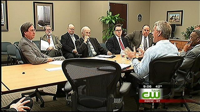 Tulsa Council Critical Of Mayor Accepting Travel Reimbursement