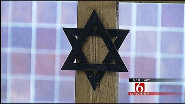 Hanukkah Celebration Begins With Food, Gifts And Dreidels