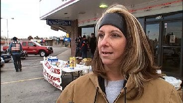 WEB EXTRA: Blue Star Mother Wants Names