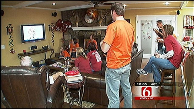 OU vs. OSU: Living In A House Divided
