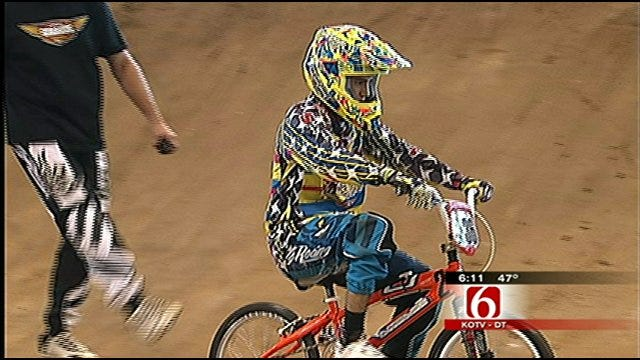 Thousands From Around The World Come To Tulsa For BMX Event