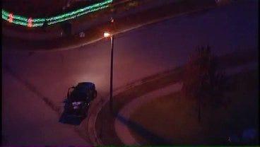 SkyNews6 Captures Police Pursuit