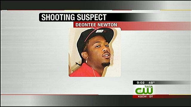 Muskogee Police Look For Suspect In Deadly Double Shooting