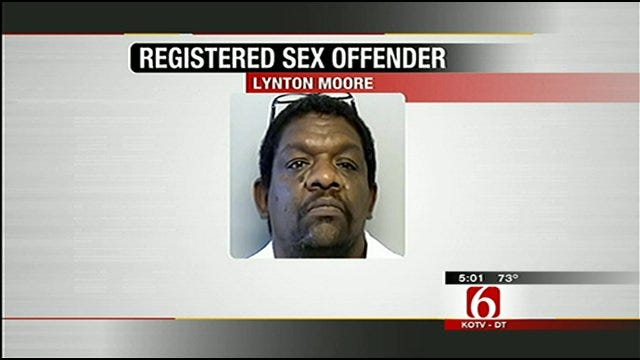Tulsa Registered Sex Offender's Arrest Prompts Search For More Victims
